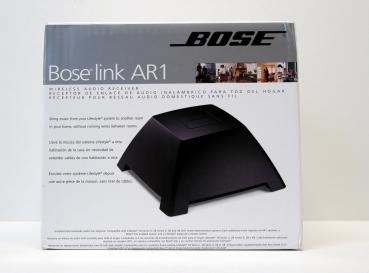 Bose LINK AR 1 Wireless Audio Receiver