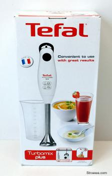 Tefal HB101138 Stabmixer, Turbomix Plus metal foot