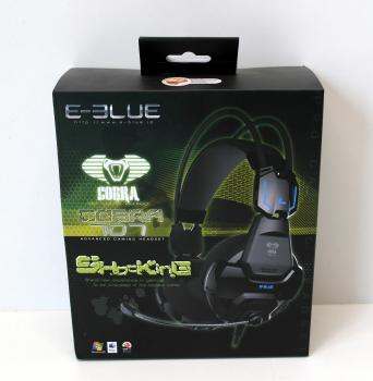 "E-Blue Cobra 707 ""Shocking"" Stereo Headset"