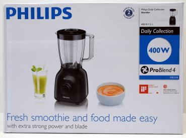 Philips Daily Collection HR2100 Standmixer