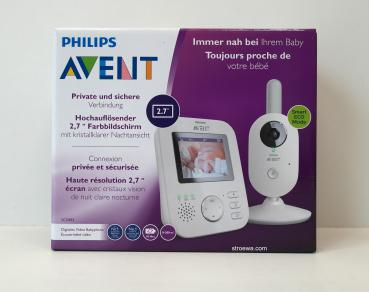 Philips Avent SCD833/26 Video- Babyphone