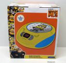 Lexibook RCD108DES Radio CD Player Minions